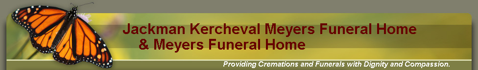 Jackman Kercheval Meyers Funeral Home & Meyers Funeral Home